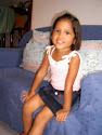 Sáfira Vida, filha da Krisna Santos