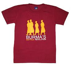Burma's Safron Revolution