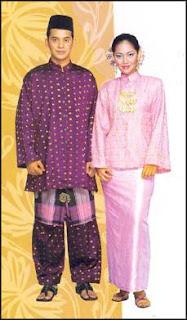 pakaian tradisional