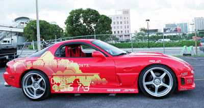 mazda rx7 fast and furious body kit. 1994 mazda rx7 another makes the list and for good reason third generation of mazdau0027s famous sports car was motor trendu0027s year in rx7 fast furious body kit
