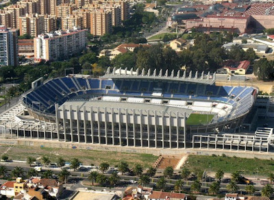 la rosaleda malaga