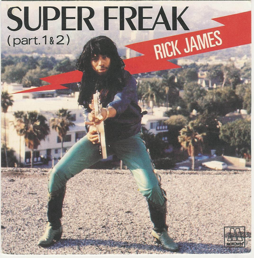 Rick James Super Freak Disco Mix Fire And Desire