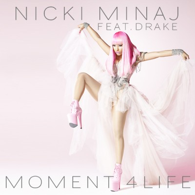 nicki minaj moment for life pics