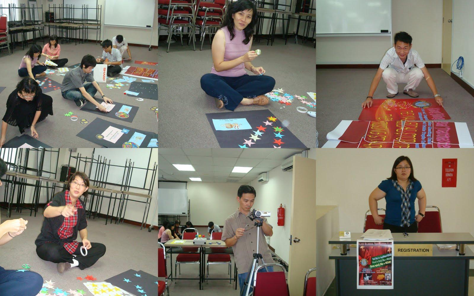 100th Regular Meeting Celebration Bilingual Table Topics Contest