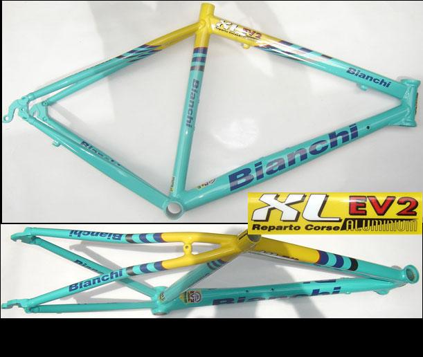 Bianchi XL EV2 green