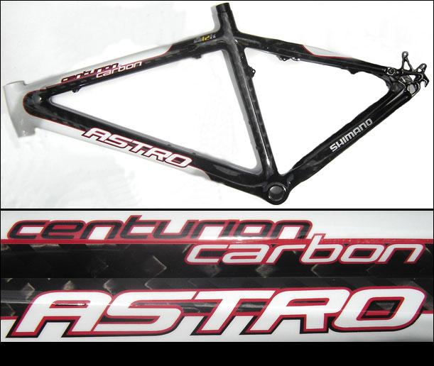 Astro centurion carbon