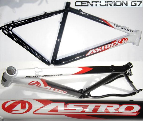 Astro centurion G7