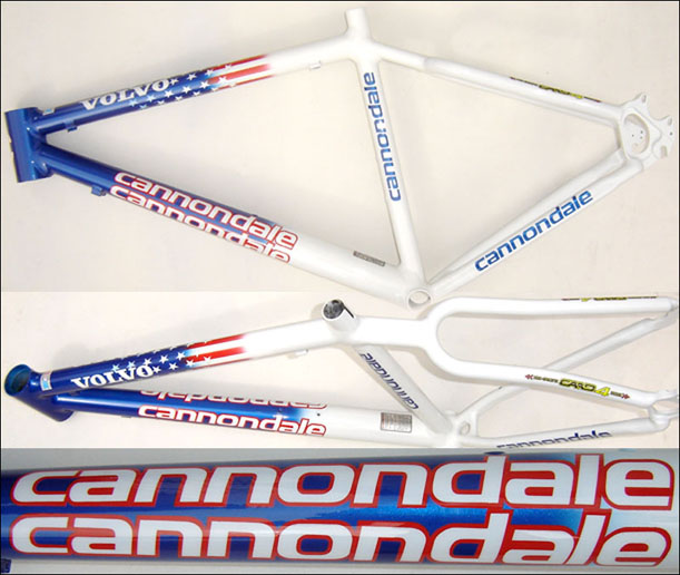 cannondale volvo