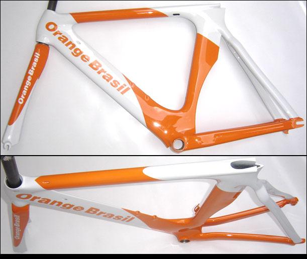 cervélo P2C orange brasil