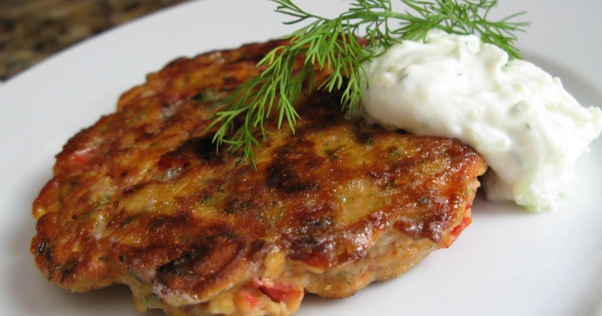 The Bake-Off Flunkie: Greek Tomato-Feta Fritters
