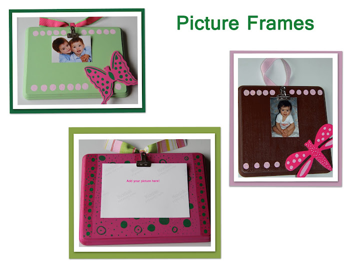 Picture Frames!