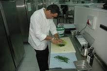 Chef Alvaro Arbeloa, haz clic sobre la foto y conoceras su blog.