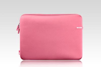 Pink InCase Neoprene Sleeve For MacBook