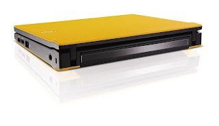 Dell Latitude 2100 yellow