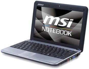 MSI Wind U110 ECO netbook
