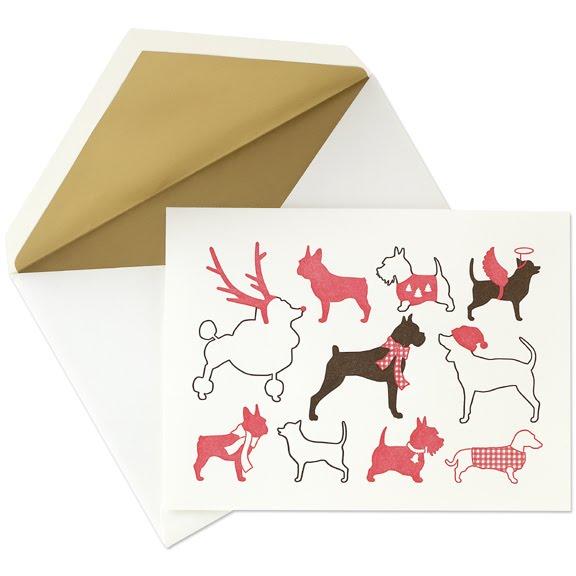 Es mejor decirlo en papel is better to say it on paper - Tarjetas de navidad elegantes ...