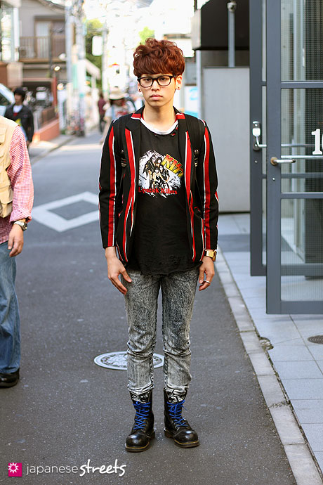 How to be a Japanese Hipster: Looking like a Hipster | 460 x 690 jpeg 94kB