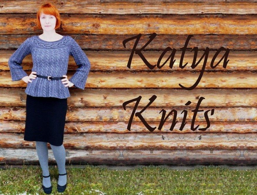 Katya knits