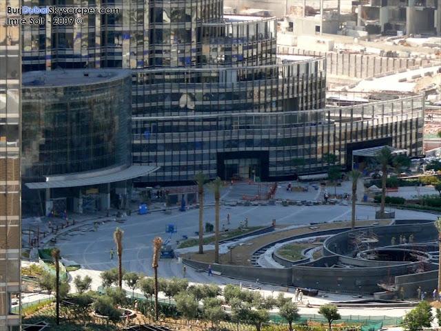architectural design architectural firm burj khalifah dubai som