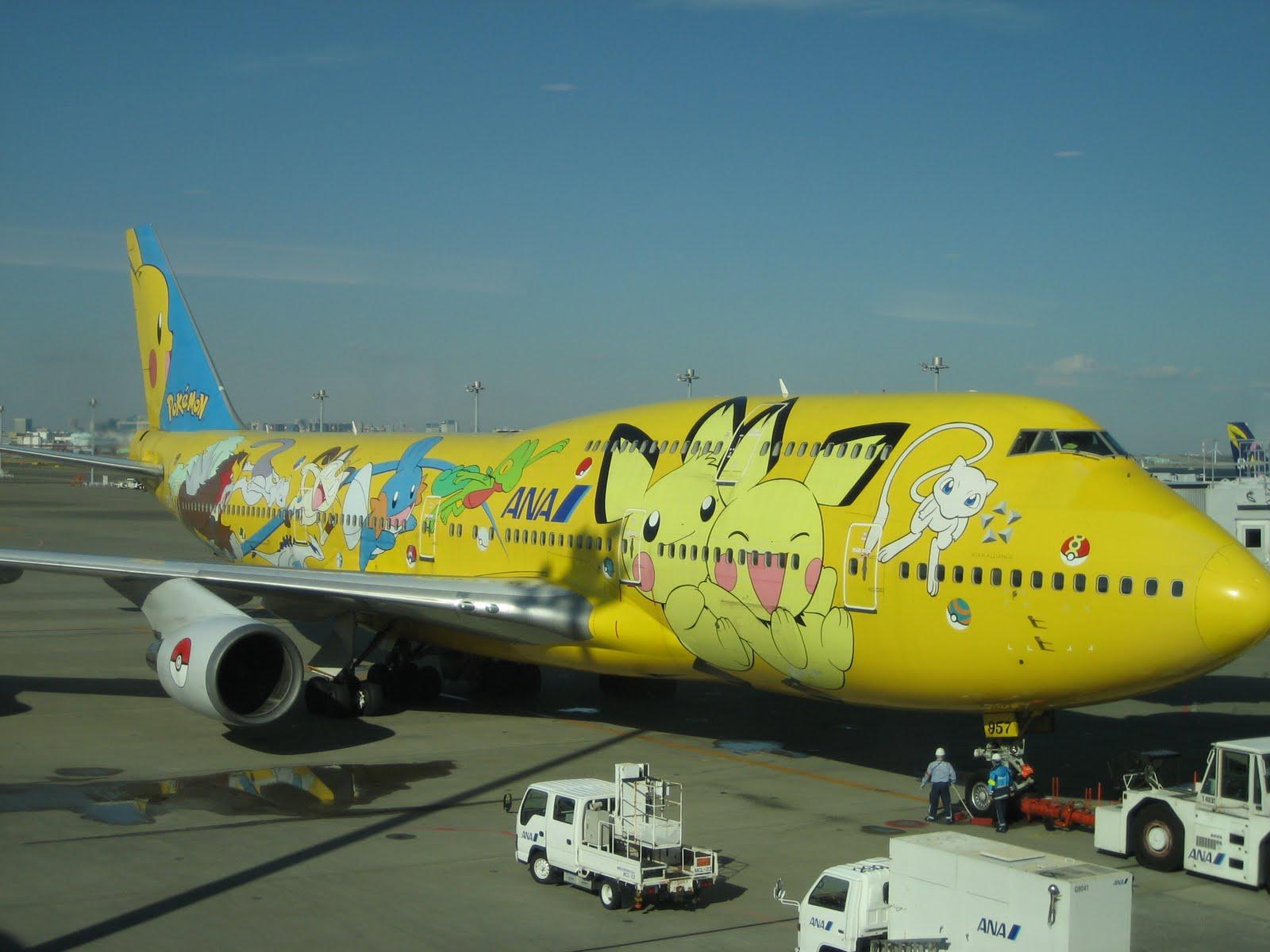 Hiromi\'s Kitchen: Pokemon Airplane