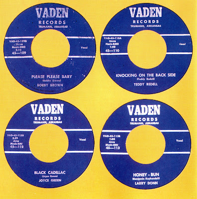 VADEN RECORDS