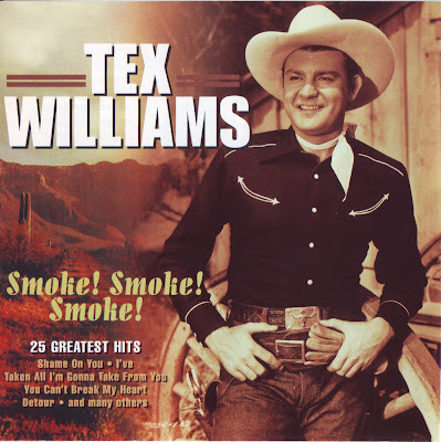"TEX WILLIAMS ""SMOKE,SMOKE,SMOKE"""
