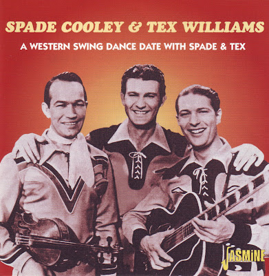 SPADE COOLEY & TEX WILLIAMS