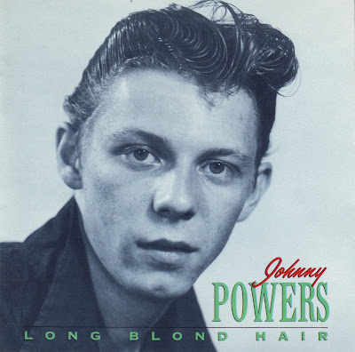 "JOHNNY POWERS ""LONG BLOND HAIR"""