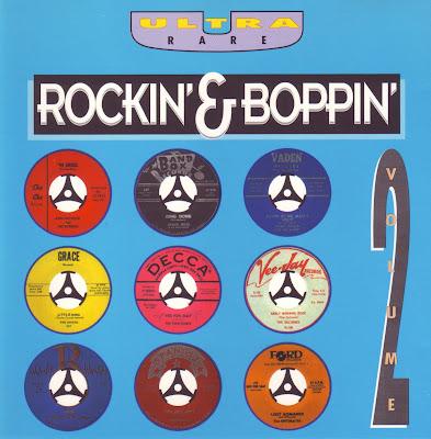"ULTRA RARE ""ROCKIN' & BOPPIN' VOL.2"""