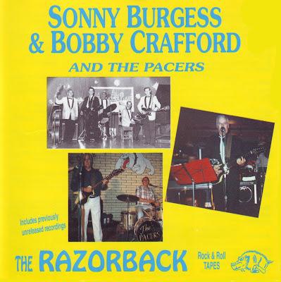 SONNY BURGESS & BOBBY CRAWFORD