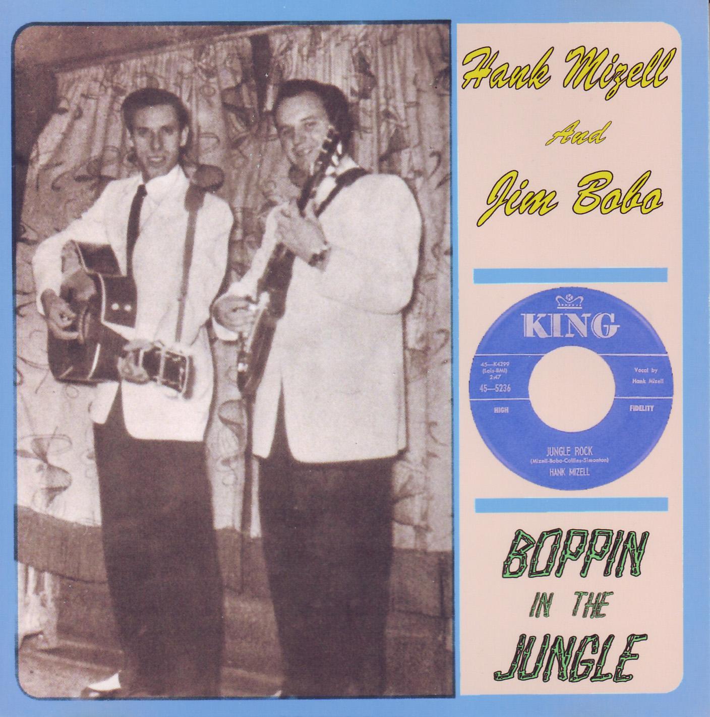 HANK MIZELL & JIM BOBO