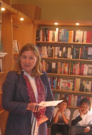 World storytelling day boekehuis