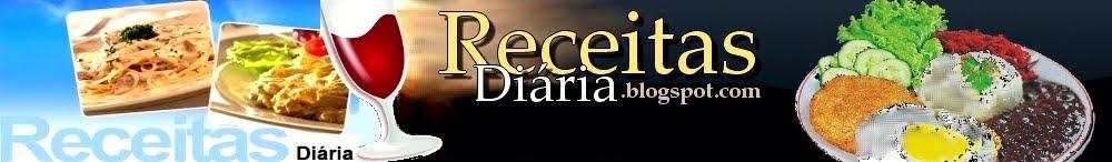 RECEITAS DIÁRIA | Seu blog de receitas está aqui!