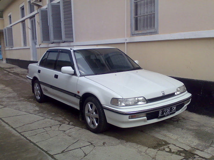 HONDA GRAND CIVIC 90 MANUAL