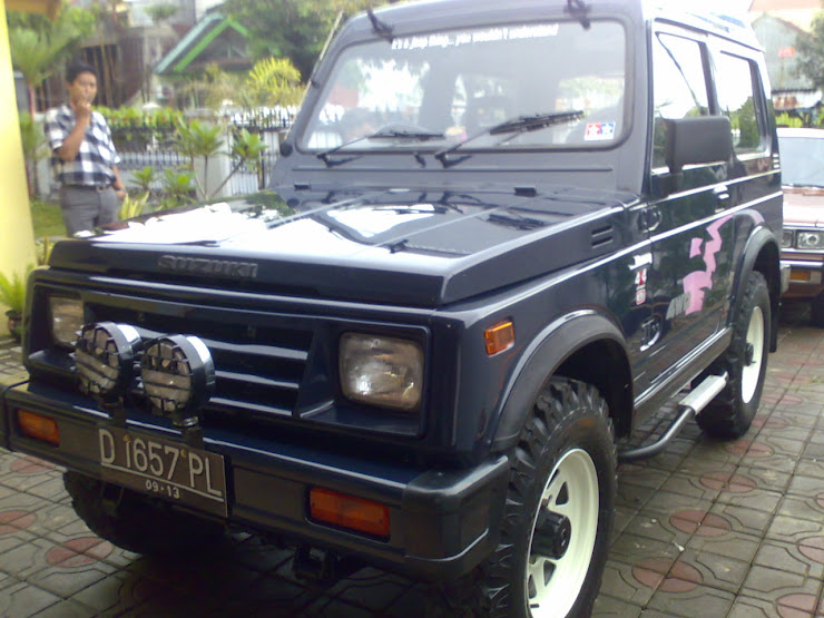 KATANA 4x4 -93 Extra Grip+Power Steering