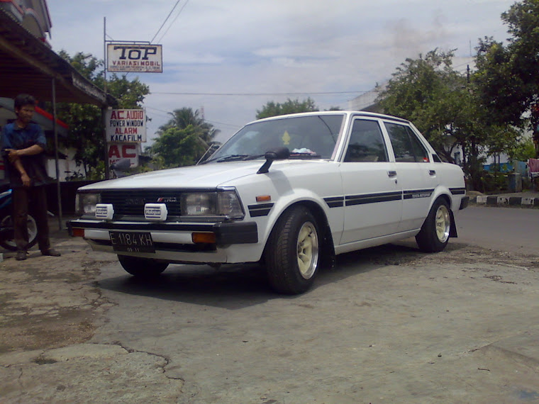 COROLLA DX 82 RPM