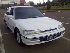 GRAND CIVIC 90(D)PUTIH M/T(SOLD)