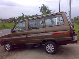kijang astra 90 long repaint body