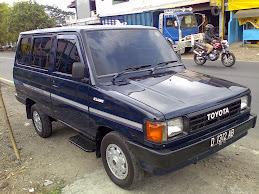 Toyota Kijang Deluxe 90(6Speed-short)