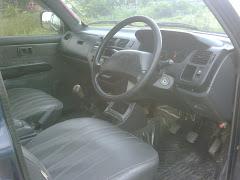 Toyota Kijang LSX up 97 diesel