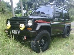 TAFT  GT 4x4  th 85