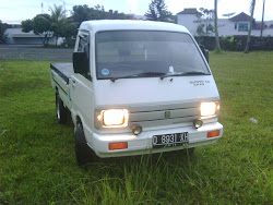 Carry PU 04 Putih