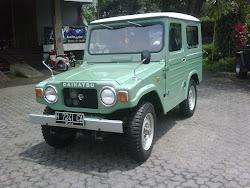 Daihatsu TAFT F10 bensin(4x4) th 78