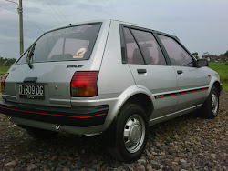 STARLET SE 1.3 SILVER th 88