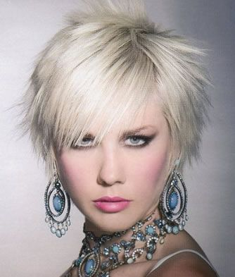 Really Short Haircuts For Women 2010