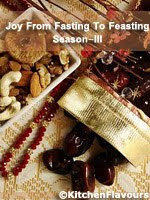 """Joy From Fasting To Feasting (Season-III)"""