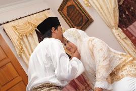 ~ hari pernikahanku 23 August 2008 ~