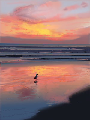 Pacific Sunset Step Two
