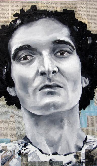 Antonio Dimitrievski 30 x 50 cm