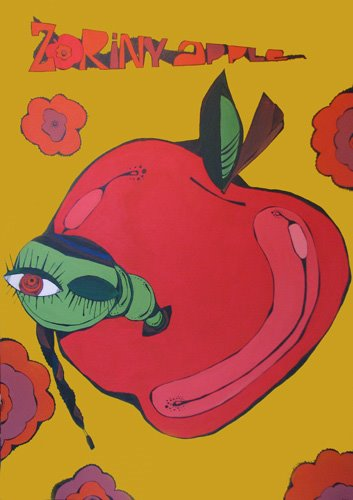 Zoriny apple 100 x 70 cm